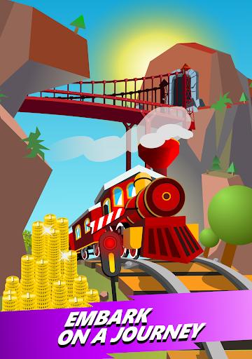 Train Merger - Idle Manager Tycoon apktram screenshots 13