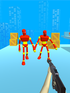 Gun Master 3D Mod Apk: Shoot 'Em Down (Unlimited Open Chest) 6