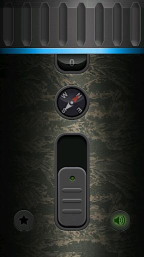 Military Flashlight Free android2mod screenshots 7