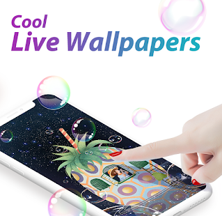 C Launcher: Themes, best, wallpapers, new, 2020 Screenshot