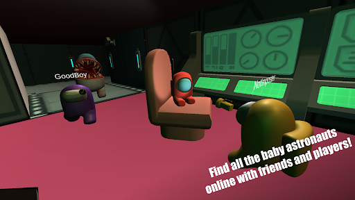 Imposter 3D Online Horror  screenshots 2