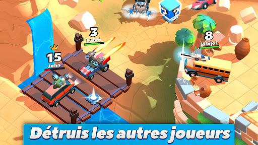 Crash of Cars APK MOD (Astuce) screenshots 2