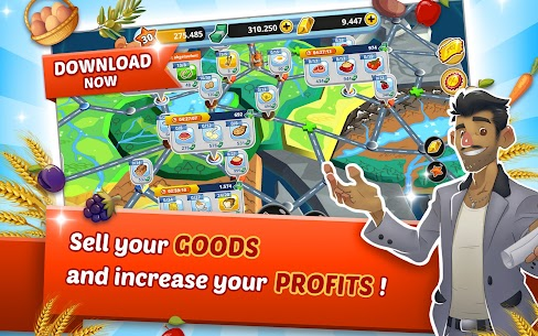 Food World Tycoon MOD Apk (Unlimited Money) Download 9
