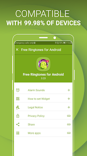Ringtones for Android™ Phone Free
