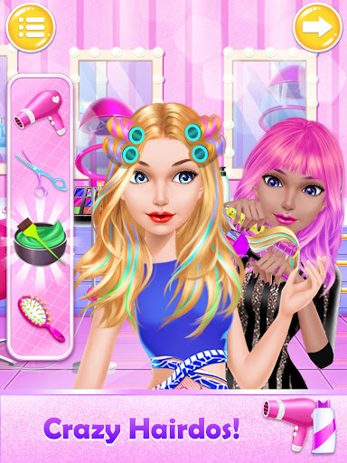 Makeover Games: Makeup Salon Games for Girls Kids 1.1 screenshots 2