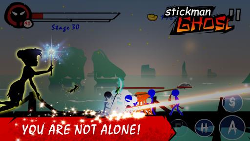 Stickman Ghost: Ninja Warrior  screenshots 9
