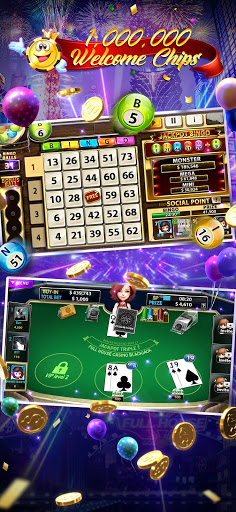 Full House Casino - Free Vegas Slots Machine Games apktram screenshots 3
