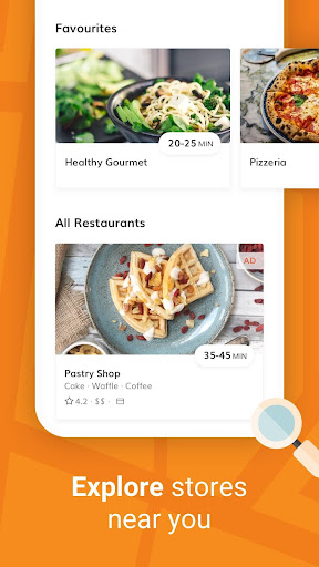 Jumia Food: Local Food Delivery near You 4.6.0 Screenshots 3
