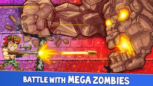 Last Heroes ud83eudddf - Zombie Survival Shooter Game ud83dudee1ufe0f 1.6.5 screenshots 2