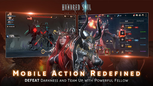 Hundred Soul : The Last Savior 0.50.0 screenshots 3