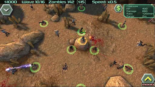 Zombie Defense apkdebit screenshots 10