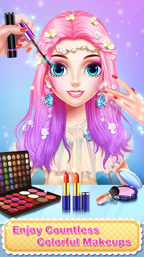 ud83dudc78ud83dudc78Princess Makeup Salon 6 - Magic Fashion Beauty 2.6.5026 screenshots 9