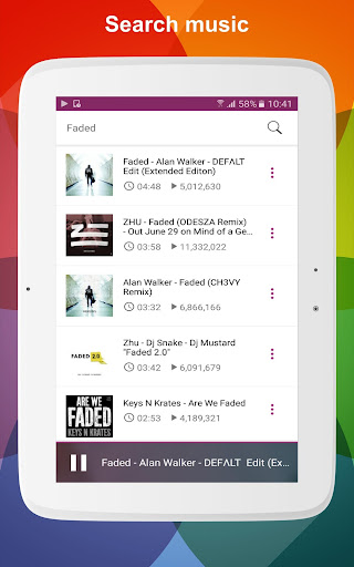Free Music screenshot 8