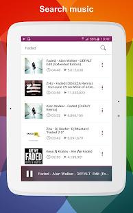 Free Music: FM Radio & MP3 Player