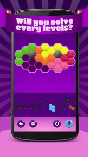 Hexa Puzzle Hero 1.73 screenshots 4