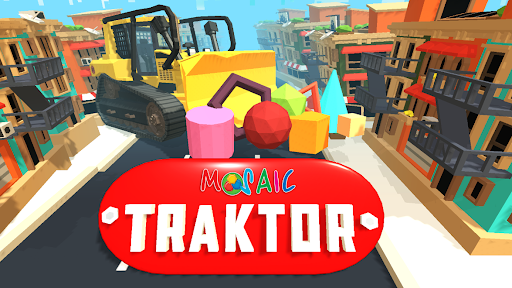 Animated Puzzles tractor farm Apkfinish screenshots 1