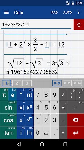 Graphing Calculator + Math, Algebra & Calculus  screenshots 1
