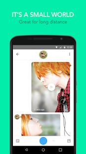 Glide - Video Chat Messenger  Screenshots 4