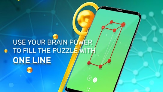 One Line – One Touch Drawing Puzzle 2.0 Apk + Mod 2