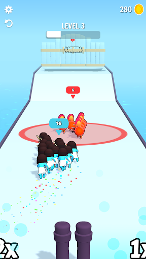 Crowd Fight 3D 19 screenshots 12