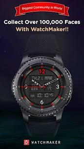 WatchMaker Watch Face Premium v5.7.3 MOD APK 1