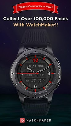 Watch Faces - WatchMaker 100,000 Facesのおすすめ画像2