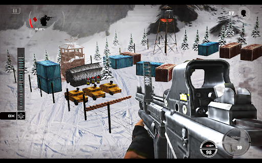 Mountain Sniper Shooting: 3D FPS 8.3.6 screenshots 5