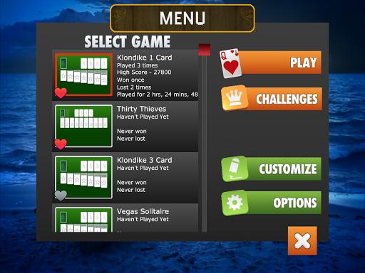 Full Deck Solitaire 1.98 screenshots 20