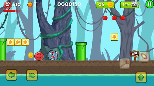 Red Ball 8 Adventure  screenshots 3