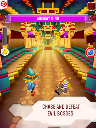 Chaseu0441raft - EPIC Running Game. Offline adventure.  screenshots 14