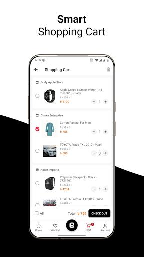 Evaly - Online Shopping Mall apktram screenshots 6