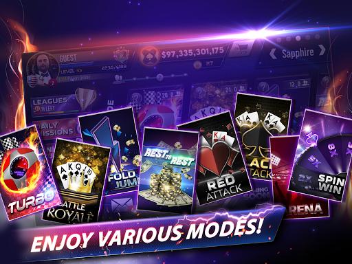 Rest Poker - Texas Holdem  screenshots 21