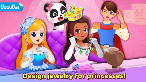 Little Panda's Princess Jewelry Design  Screenshots 6