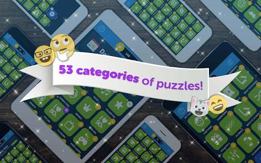 Crossword Quiz - Crossword Puzzle Word Game! 3.85g screenshots 24
