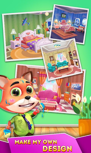 Code Triche Cat Runner: Decorate Home (Astuce) APK MOD screenshots 3