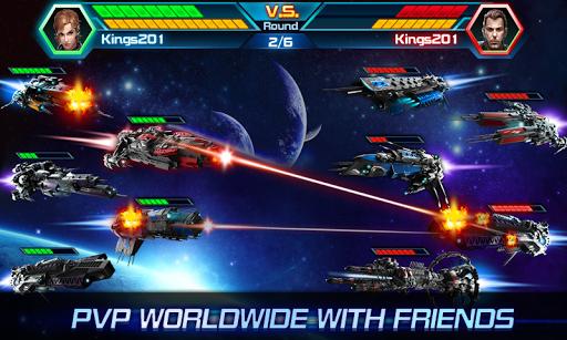 Galaxy Clash: Evolved Empire 2.6.6 screenshots 11