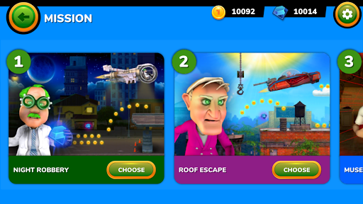 Handy Andy Run - Running Game 35 screenshots 3