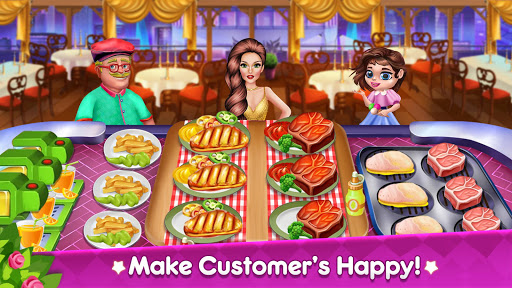 Kitchen Star Craze - Chef Restaurant Cooking Games  screenshots 21