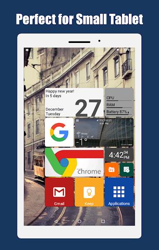 Square Home - Launcher : Windows style 2.1.14 Screenshots 10