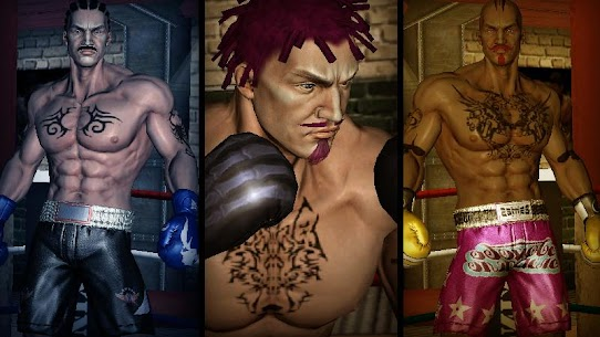 Punch Boxing 3D MOD APK (Unlimited Money) 3