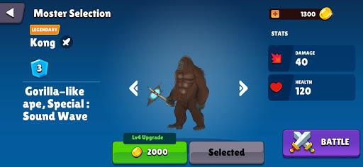 Godzilla vs Kong : Alliance apktram screenshots 3