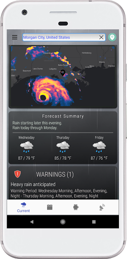Hyperlocal Weather (Dark Sky Powered by) & Radar screenshots 2