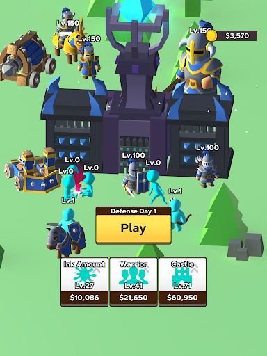 Draw Defence  screenshots 18