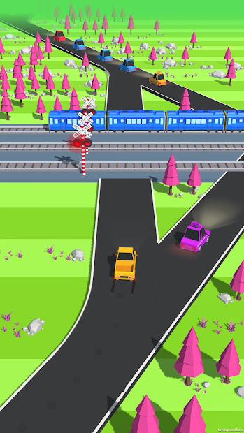 Traffic Run! Android App Screenshot