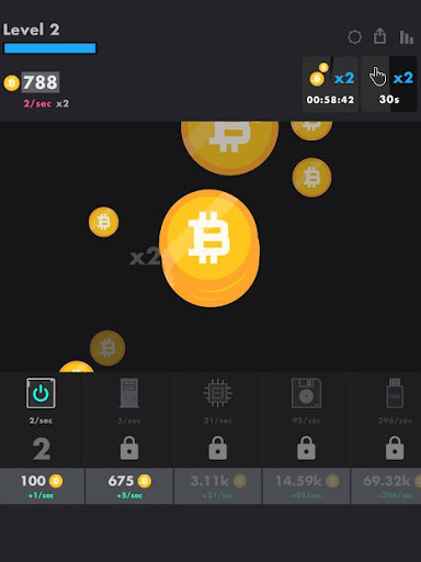 Bitcoin! 1.1.6.7 screenshots 12