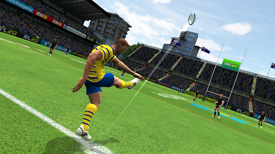 Rugby League 20 Apk 5