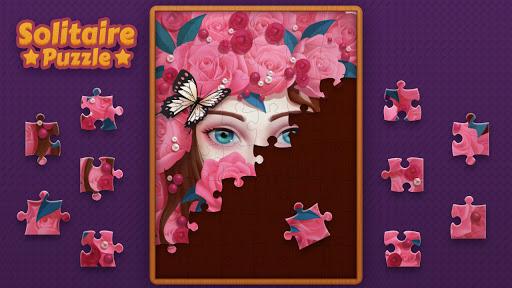 Solitaire&Jigsaw kingdom screenshots 8