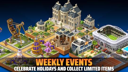 City Island 5 Mod Apk 3.16.3 Unlimited Money Free Download 3