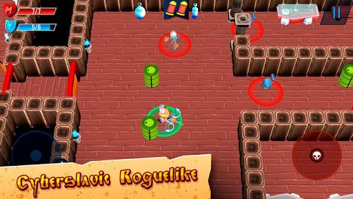 Rogue Guild Roguelike game  screenshots 2