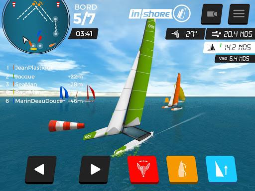 Virtual Regatta Inshore 3.0.4 screenshots 9